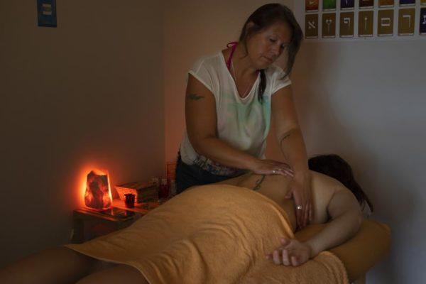 Espace détente massage au village le Chadenas