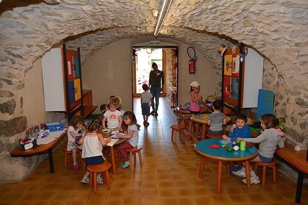 Activité enfant au village vacances LE Chadenas
